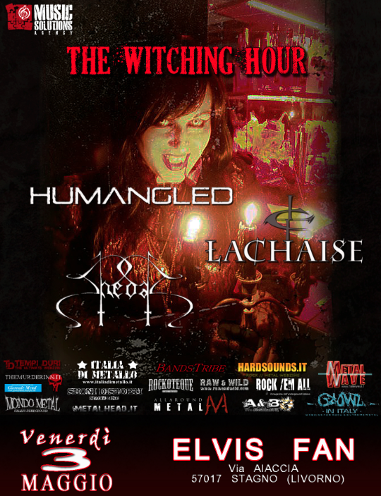 the witching hour - locandina - 2013