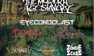 Burning Ruins Metal Fest 2013