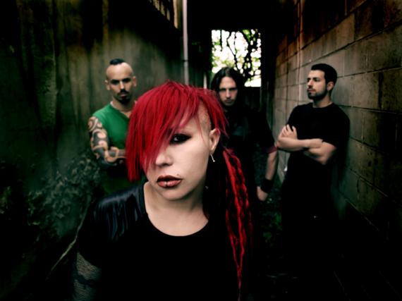 EXILIA - band - 2013