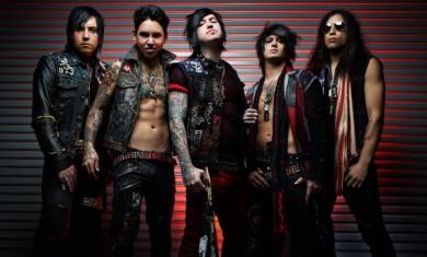 Escape The Fate - intervista band - 2013