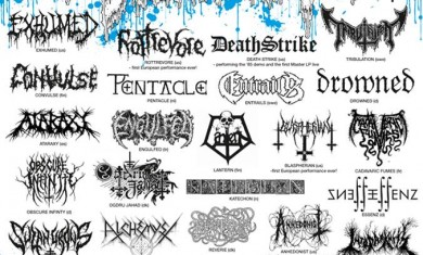 Kill-Town Deathfest - flyer - 2013
