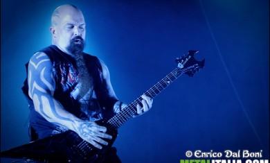 Slayer - Padova - 2013