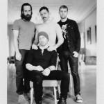 The Dillinger Escape Plan - band - 2013