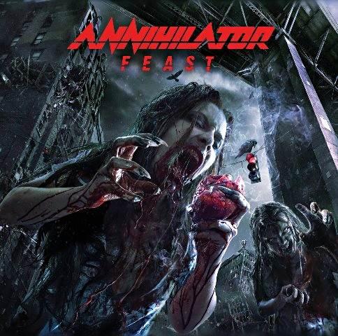 annihilator - feast - 2013