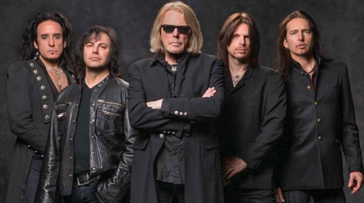 black Star Riders - band - 2013b