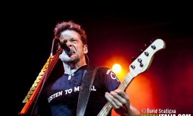 jason newsted - live milano alcatraz - 2013