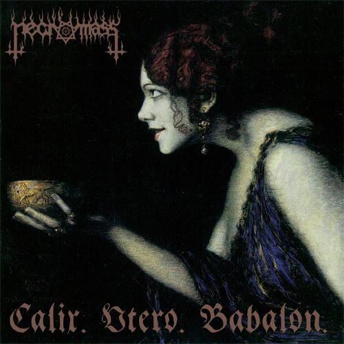 necromass - calix utero babalon - 2013