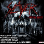 Slayer – Firenze
