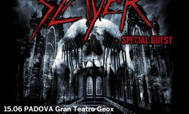 slayer - tour - 2013