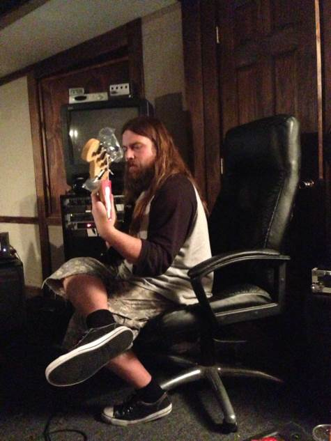 unearth lamb of god - mark morton ospite nuovo album - 2013