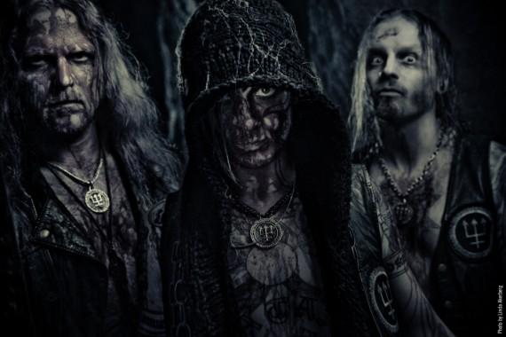 watain - band - 2013