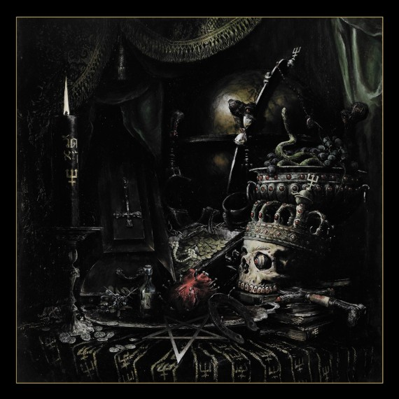 watain - the wild hunt - 2013