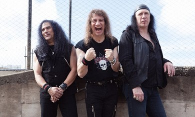 Anvil - Band - 2013