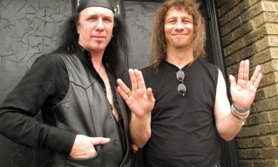 Anvil - Robb & Lips - 2013
