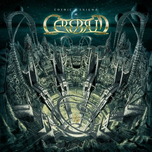 Cerebrum - Cosmic Enigma - 2013