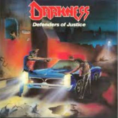DARKNESS-DEFENDERS OF JUSTICE-1988