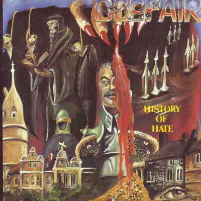 DESPAIR-HISTORY OF HATE-1988