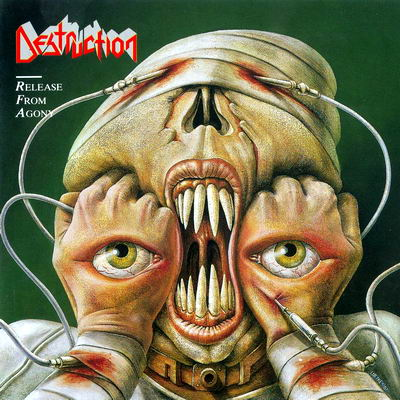 DESTRUCTION-RELEASE FROM AGONY-1988