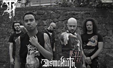 DISMAL FAITH - band - 2013 2