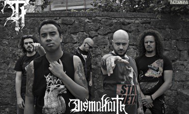 DISMAL FAITH - band - 2013 2