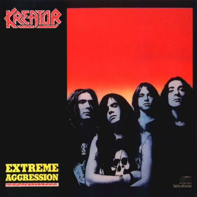 KREATOR-EXTREME AGGRESSION-1989