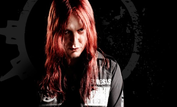 Michael Amott - Arch Enemy - 2013