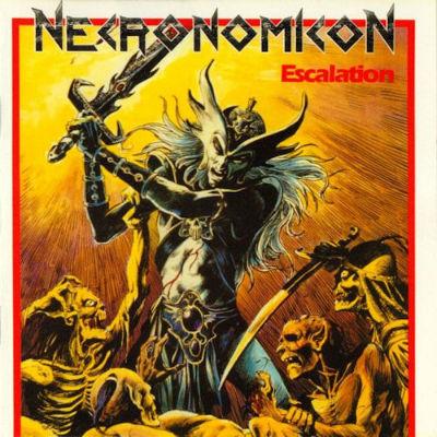 NECRONOMICON-ESCALATION-1988