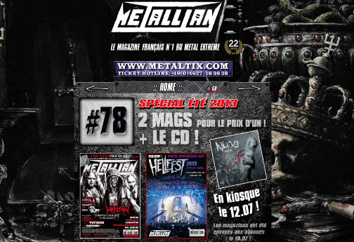 Nerve - Metallian - 2013