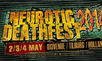 Neurotic Deathfest 2014 - teaser
