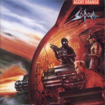 SODOM-AGENT ORANGE-1989