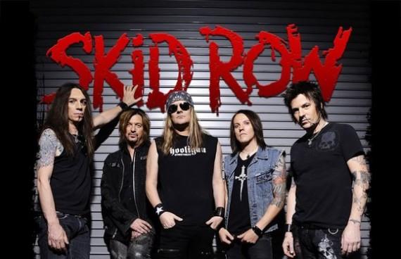 Skid Row - Band - 2013