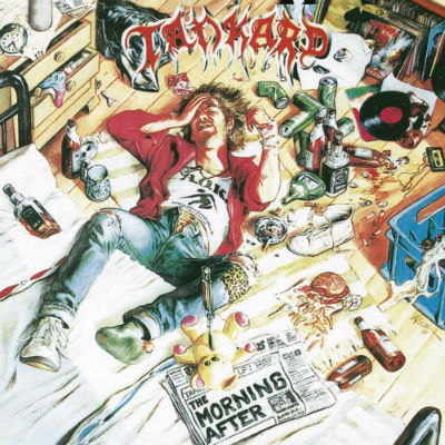 TANKARD-THE MORNING AFTER-1988