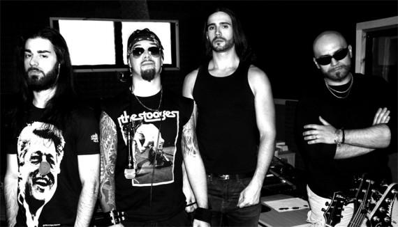 aborym - live band - 2013