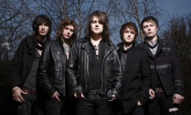 asking alexandria - band - 2013