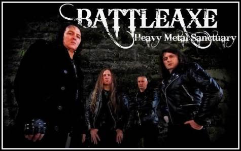 battleaxe - band - 2013