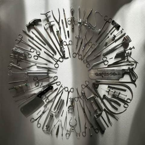 carcass - surgical steel - 2013