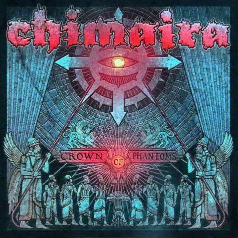 chimaira - crown of phantoms - 2013