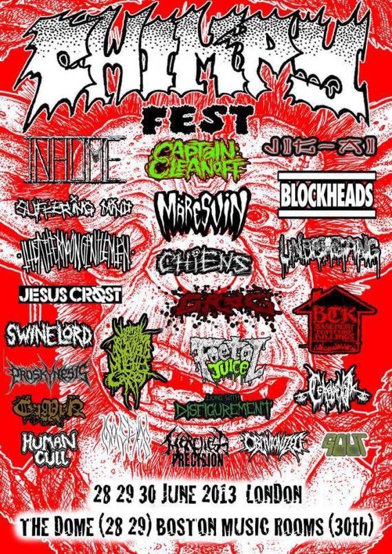 chimpyfest - locandina - 2013