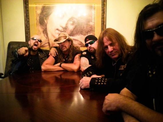 death dealer - band - 2013