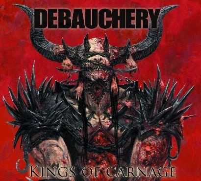 debauchery - kings of carnage - 2013