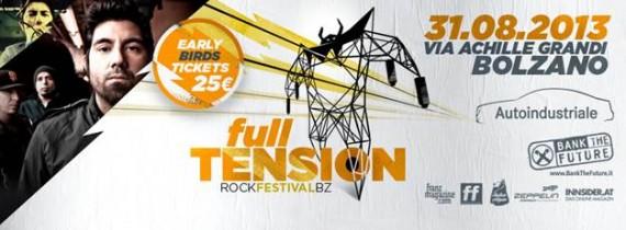full tension festival 2013