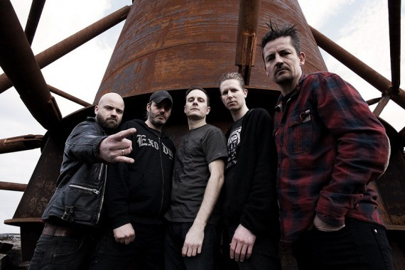 hell's domain - band - 2013