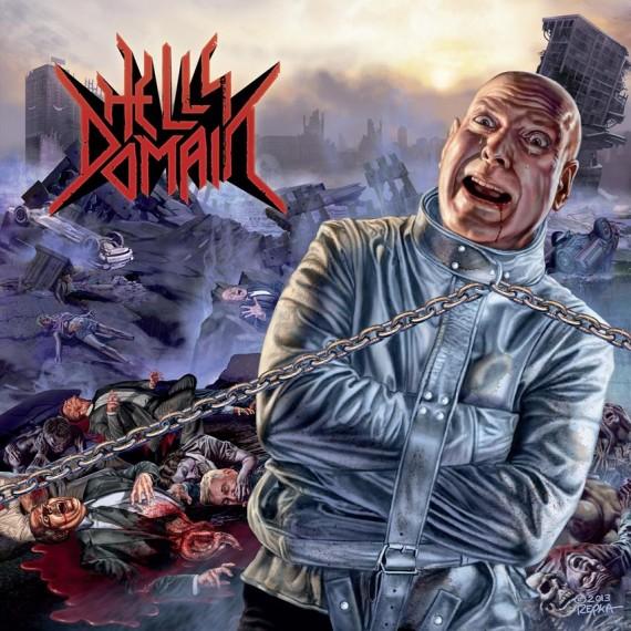 hell's domain - hell's domain - 2013