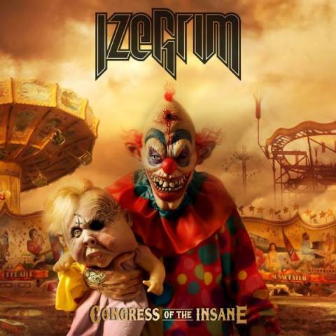 izegrim - Congress Of The Insane - 2013