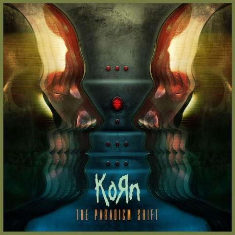 korn - the paradig shift - 2013