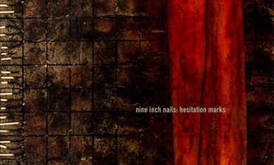 nine inch nails - hesitation marks copertina digitale - 2013