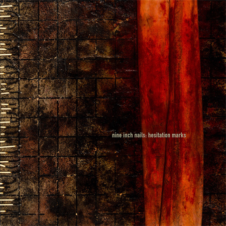 nine inch nails - hesitation marks copertina digitale - 2013