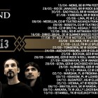Orphaned Land + Klone + Matricide + The Mars Chronicles – Romagnano Sesia