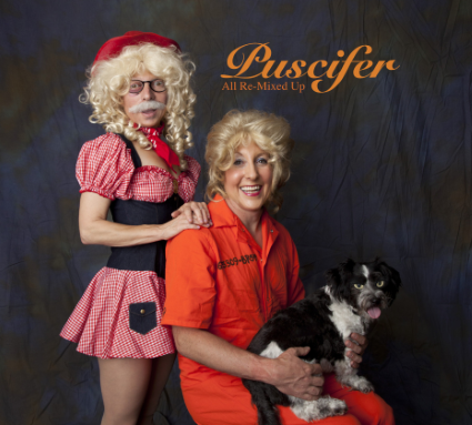 puscifer - all re-mixed up - 2013