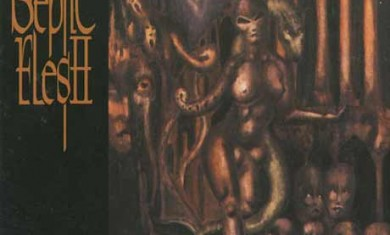 septic flesh - esoptron - 1995